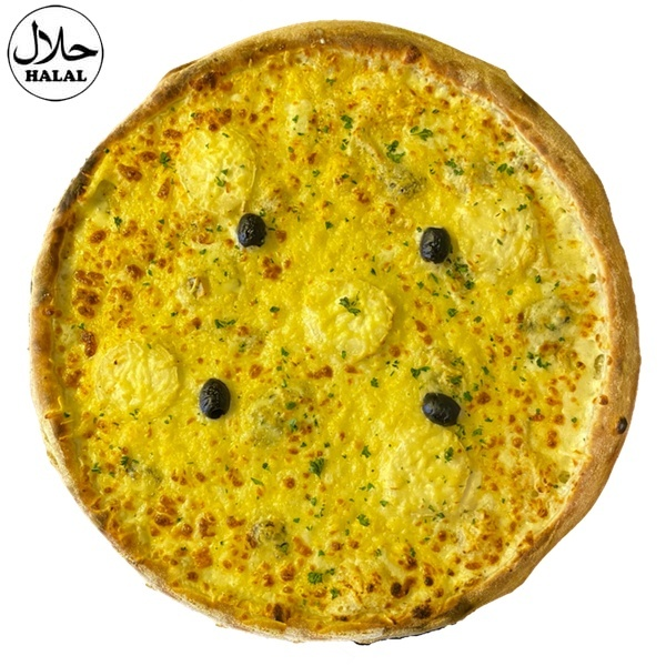 Pizza 6 Fromages