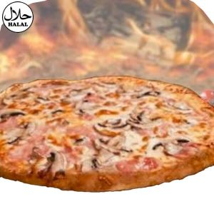 Pizza Lance-Flamme