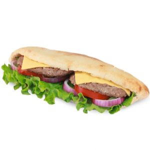 Sandwich American Steak
